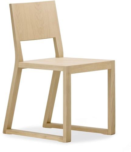 Feel 450 - geheel houten design stoel-2
