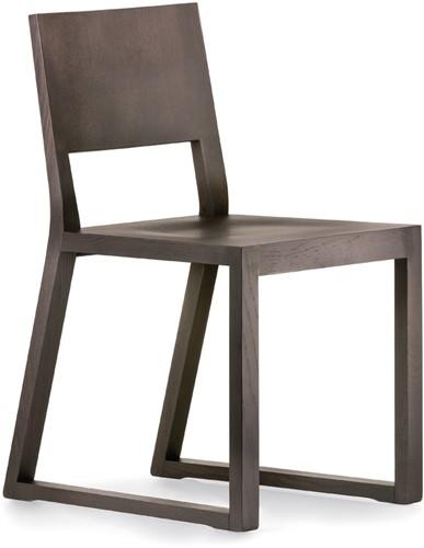Feel 450 - geheel houten design stoel