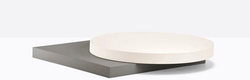 Tafelblad 30 mm, spaanplaat kern, Fenix toplaag