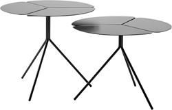 Folia Table Low - design bijzettafeltje met een klavervormig blad