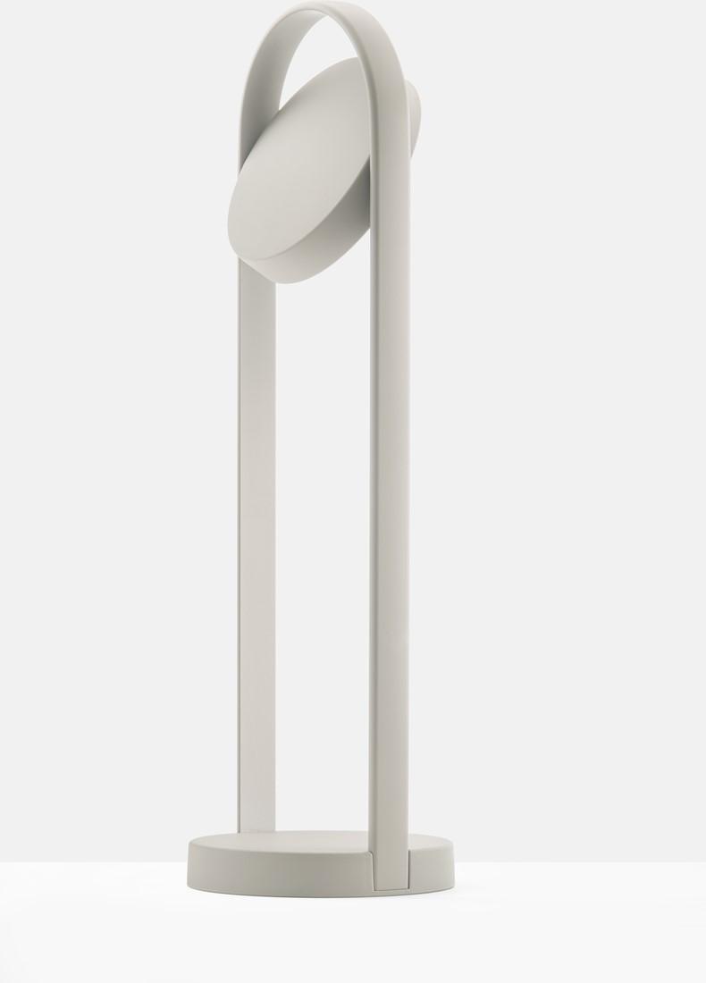 Giravolta 1799 tafellamp hoogte 50 cm, voorzien van