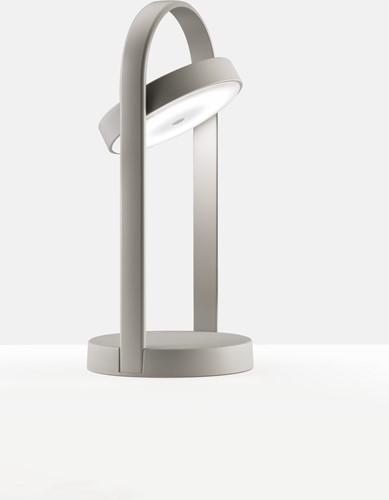Giravolta 1799 - tafellamp hoogte 33 cm, voorzien van oplaadbare led lamp-2