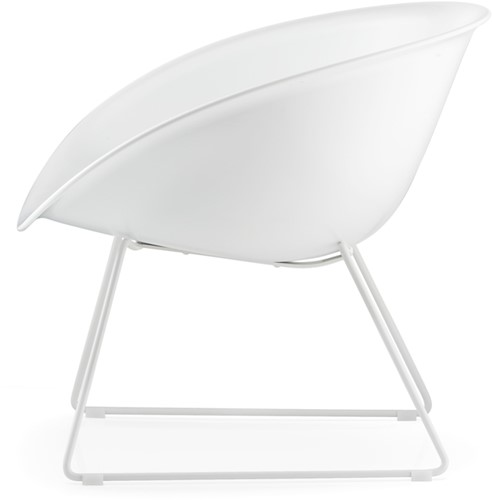 Gliss 340 lounge - kunststof lounge stoel / fauteuil-2