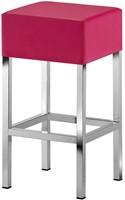 Cube H14 - kruk met gestoffeerde zitting-3