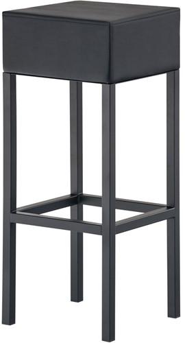 Cube H14 - kruk met gestoffeerde zitting