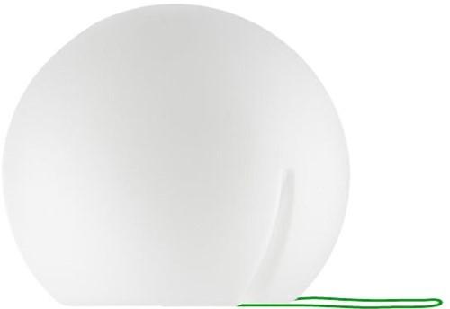 Happy Apple 332E - ronde kunststof outdoor vloerlamp 120 cm doorsnede