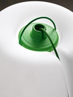 Happy Apple 330E - ronde kunststof outdoor vloerlamp 50 cm doorsnede-2