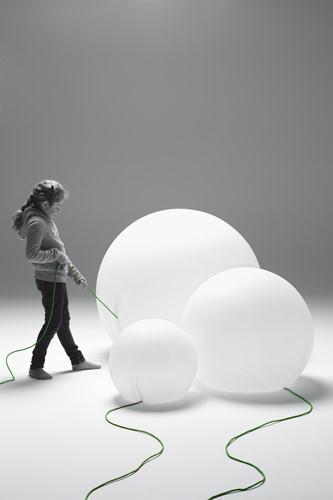 Happy Apple 332E - ronde kunststof outdoor vloerlamp 120 cm doorsnede-2