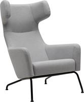 Havana oorfauteuil - gestoffeerde lounge fauteuil-1