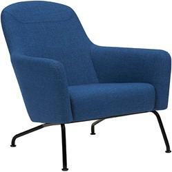 Havana Low - gestoffeerde lounge stoel