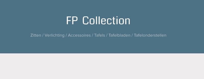 Nieuwe huisstijl FP Collection