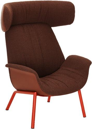 Ila 2022 oorfauteuil - gestoffeerde loungestoel