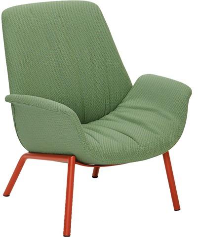 Ila 2023 - gestoffeerde loungestoel