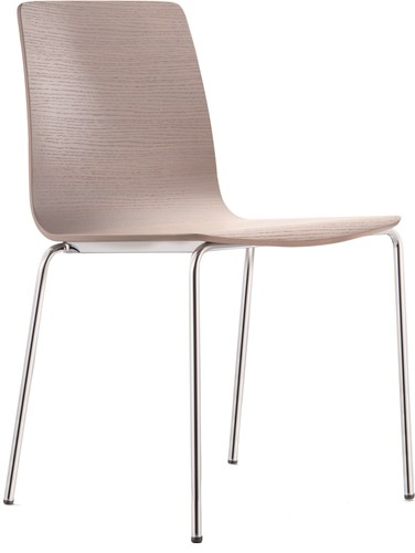 Inga 5613 - houten stoel