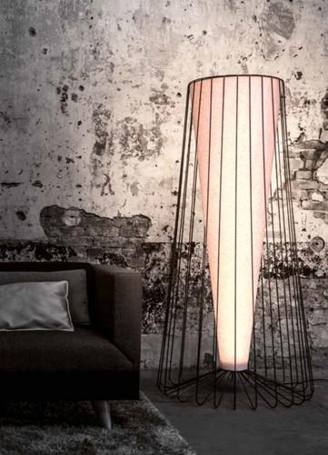 Inside Out Lampen - Kees Marcelis vloerlampen met led lichtbron, diffuse verlichting-2