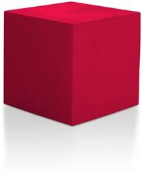 Iris-L kunststof Pouf - Plart Design kunststof zitelement