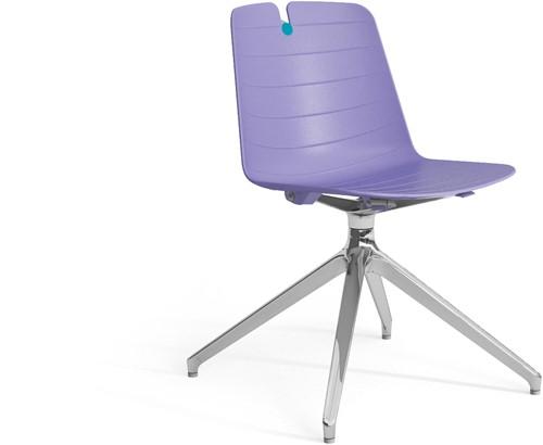 Iris SW/F - kunststof stoel met spider frame-3
