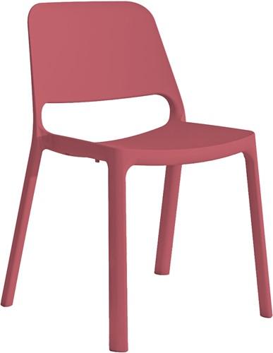Kasper - kunststof school- / kantine stoel