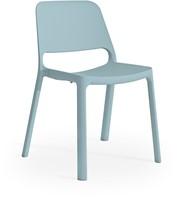 Kasper - kunststof school- / kantine stoel-3