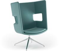 Peyo SP Lounge - gestoffeerde oorstoel, overleg fauteuil, auto-return-2