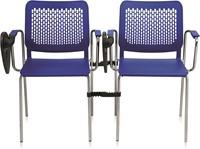 Koppeling 490 - losse kunststof koppeling voor serie 490 stoelen-2