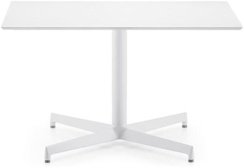 SC411-H400 - Bijzet- tafelonderstel kruisvoet 49x49 cm, hoogte 40 cm