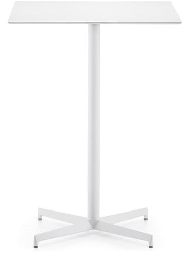 SC412 - Sta-tafelonderstel, kruisvoet 49x49 cm, hoogte 110 cm