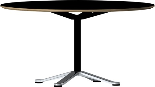 Butterfly MO6702 Tafel rond - Magnus Olesen ronde tafel met kruisvoet onderstel-2