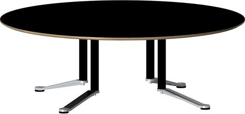 Butterfly MO6702 Tafel rond - Magnus Olesen ronde tafel met kruisvoet onderstel-3