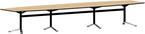Butterfly MO6705 Tafel tonvormig - Magnus Olesen tonvormige en ovaalvormige samengestelde tafels