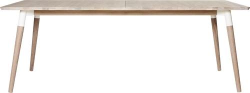 Sleipner tafel - Magnus Olesen langwerpige of ronde (uitschuif) tafel
