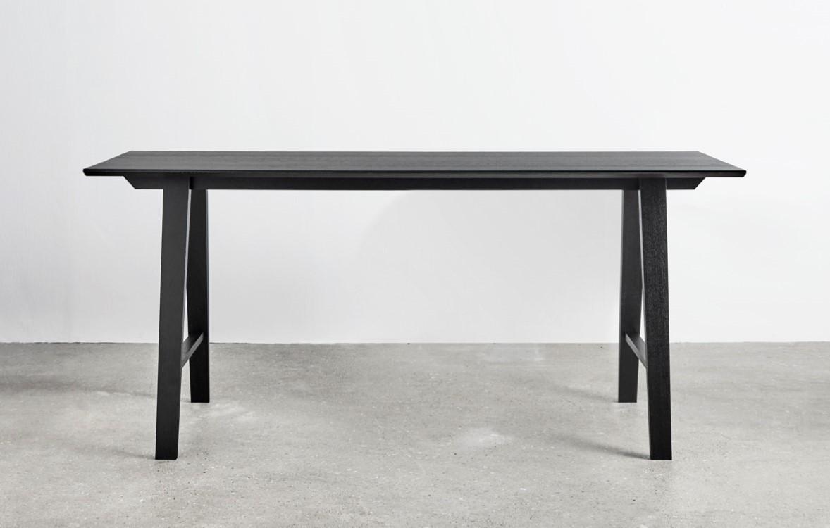 Statafel Maken Van Hout.Bar Table Wood Mo8701 Statafel Magnus Olesen Langwerpige