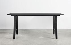 Bar table wood MO8701 Statafel - Magnus Olesen langwerpige statafel met houten frame