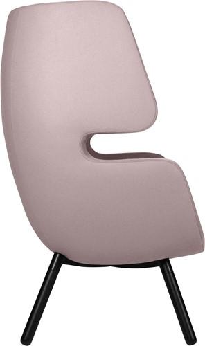 Moai - Gestoffeerde oorstoel, overleg fauteuil-3