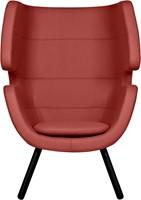 Moai - Gestoffeerde oorstoel, overleg fauteuil-2