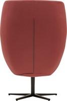 Moai swivel - Gestoffeerde oorstoel, overleg fauteuil, draaibaar-3