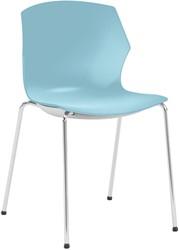 No-Frill - kunststof kantine stoel