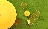 Nolita 3654 - stalen terrasstoel, lounge stoel, chaise loungue-3