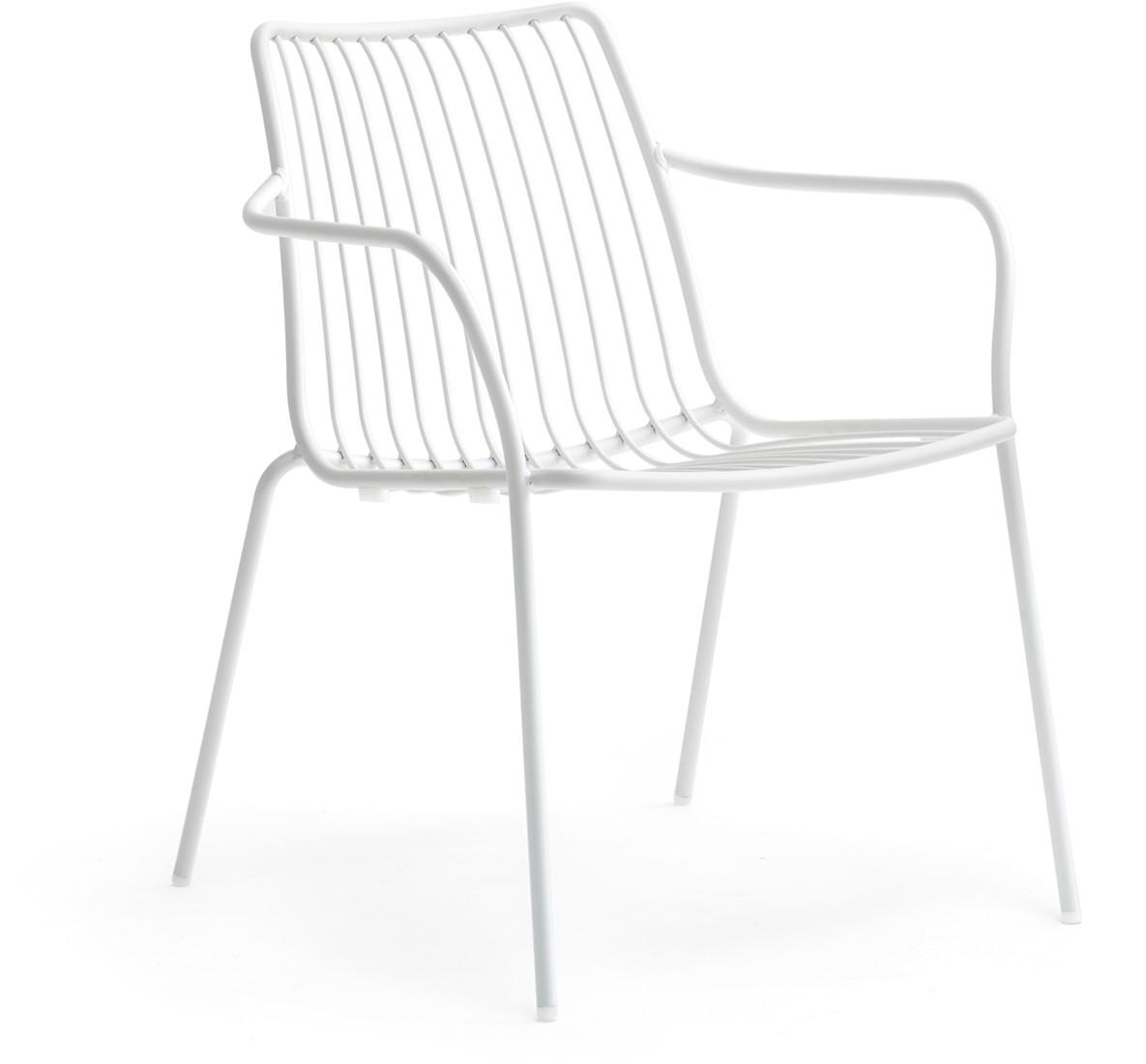 Lounge Stoel Wit.Nolita 3659 Stalen Loungestoel Outdoor Terrasstoel Lounge Stoel