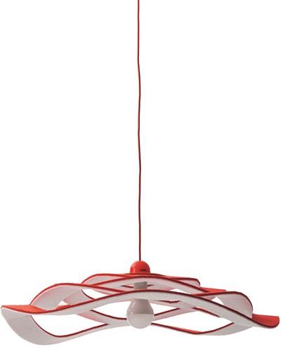 Nova - Akoestische lamp gemaakt van vilt
