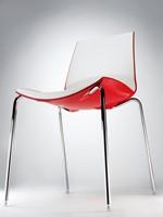Now - kunststof duo kleur school- / kantine stoel-3