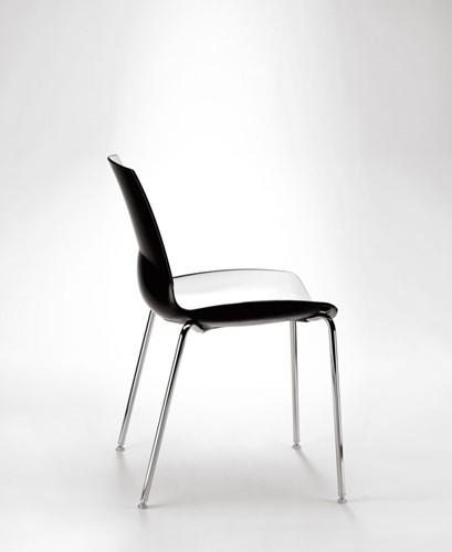 Now - kunststof duo kleur school- / kantine stoel-2