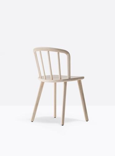 Nym 2830 - houten stoel. FSC 100% gecertificeerd-2