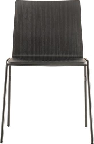 Osaka Metal 5711 - houten stoel. FSC 100% gecertificeerd