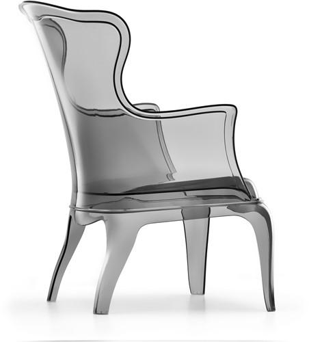 Pasha 660, ruime kunststof stoel