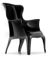 Pasha 660, ruime kunststof stoel-3