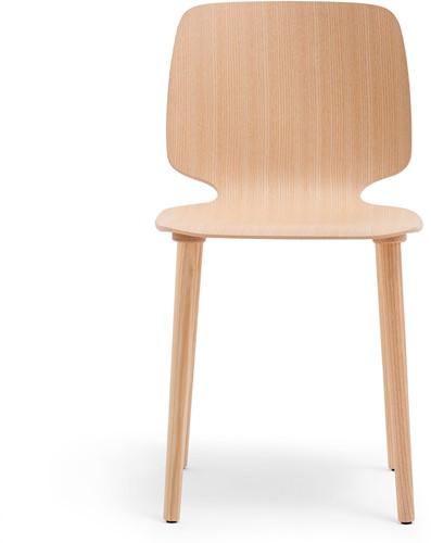 Babila 2700 - houten stoel. FSC 100% gecertificeerd