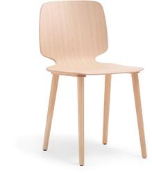 Babila 2700 - houten stoel