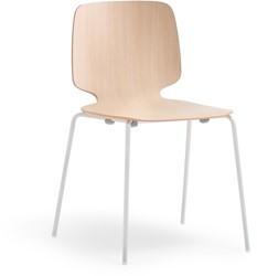 Babila 2710 - houten stoel