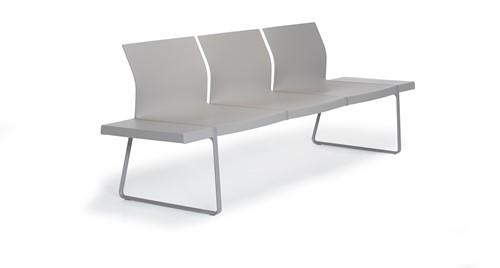 Plural - wachtbank met meerdere zitplaatsen-2